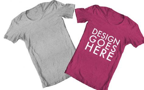t shirt template photoshop 25 awesome free t shirt psd mockup templates