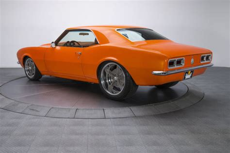 1968 camaro orange 1968 chevrolet camaro 5936 orange hardtop 355 v8 4