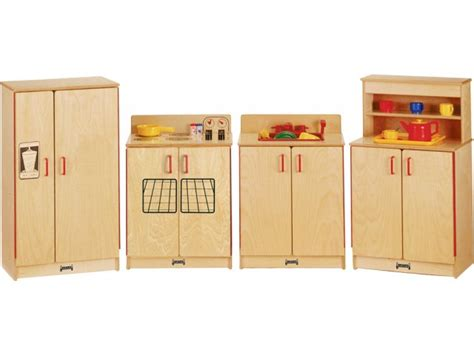 play kitchen from furniture jnt wooden play kitchen set 4 appliances jtc 2030