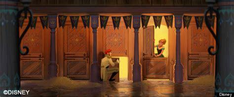 film frozen love is an open door see the original frozen animation before it was changed