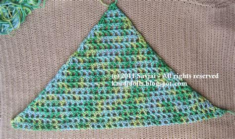 free pattern for triangle head scarf free summer head scarf crochet pattern sayjai amigurumi