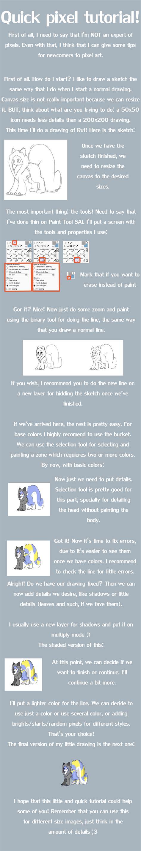 paint tool sai pixel tutorial pixel tutorial paint tool sai by ayinai on deviantart