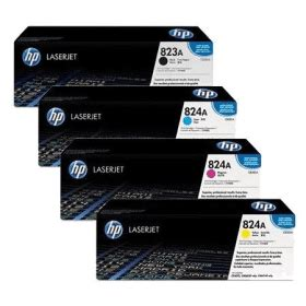 Toner Hp Cb380 Black Original by Hp 823a Cb380 Cb381 Cb383 Cb382 Original Black And