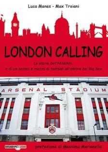 libro london libro london calling old british football