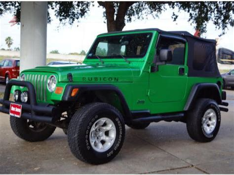 jeep wrangler lime green mitula cars