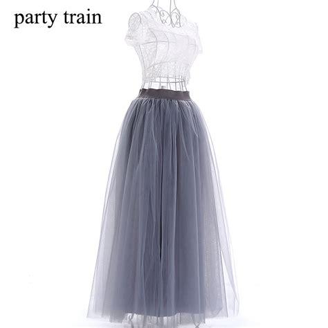 Annbaby 8 H Skirt Rok Korea 4layers fashion skirt faldas korean style big swing maxi skirts womens autumn winter jupe