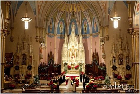 how to get married in a catholic church