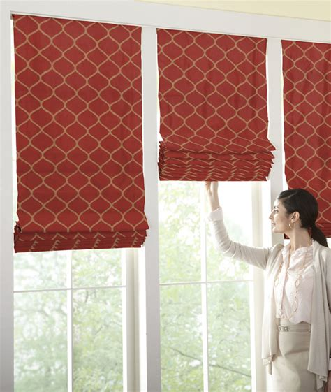 shades soft fold roman shade  fabric mill