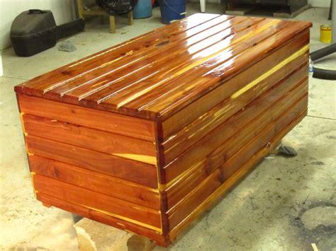 cedar woodworking projects cedar chest by sulphurcreekcustoms lumberjocks