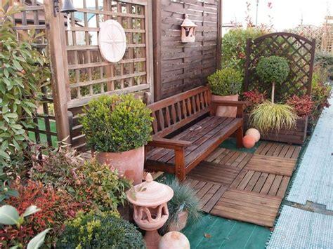 terrazze arredate con piante beautiful arredare un terrazzo con piante e fiori ideas