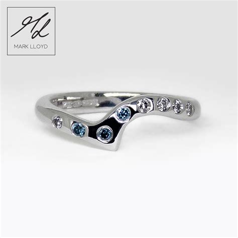 Shaped Wedding Ring by Shaped Wedding Rings East Shaped Wedding Ring Sets