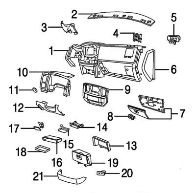 Dodge Truck Interior Parts Mopar Parts Jim S Auto Parts
