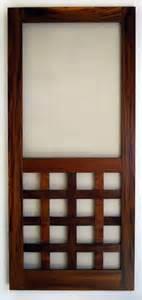 Free Screen Door by Wooden Screen Door Plans Free Woodworking Projects Plans