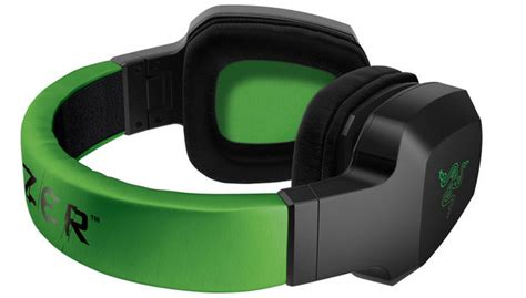 Baru Headset Razer Electra review razer electra headset