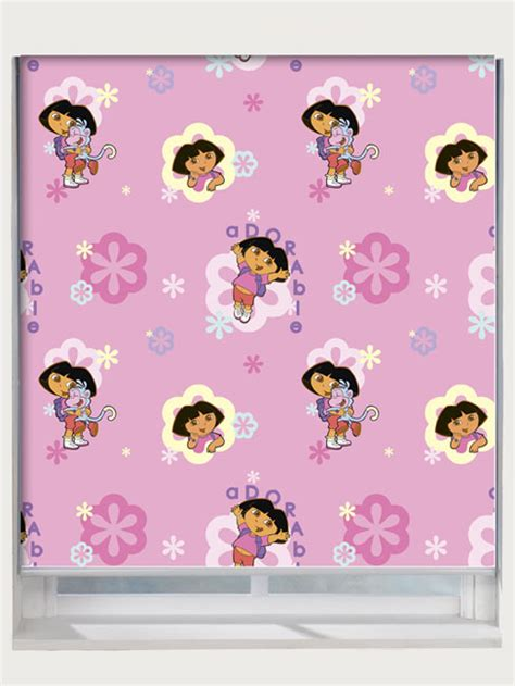 dora the explorer curtains dora the explorer curtains and blinds