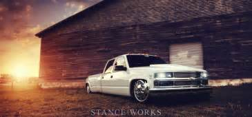 mike baldwin s 1996 bagged chevy dually