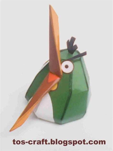 Angry Birds Papercraft - 39 best images about angry birds papercraft on
