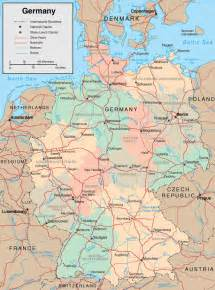Map Of East Germany by East Germany Map Images