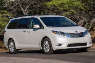 Siena Toyota 2015 Toyota Review And Rating Motor Trend