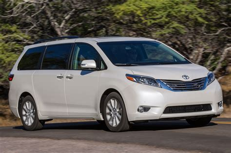 Toyota Cienna 2015 Toyota Review And Rating Motor Trend