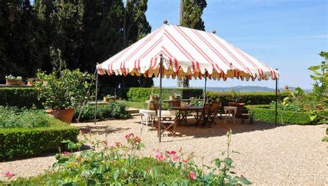 gazebo dolce vita pinsent italy tuscany villas