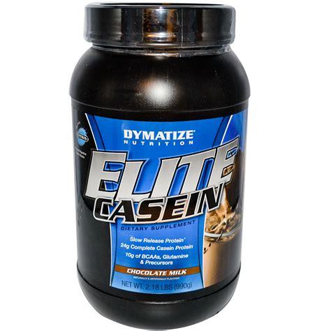 L Hi Protein Casein Dymatize Nutrition Elite Casein Release Protein