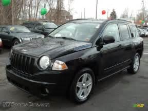 2008 jeep compass sport 4x4 in brilliant black