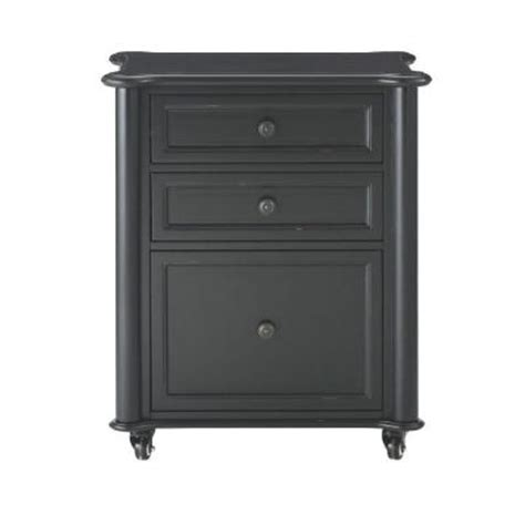 martha stewart living ingrid 3 drawer file cabinet in
