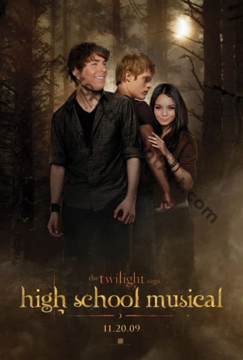 painting high school musical new moon high school musical by friish on deviantart