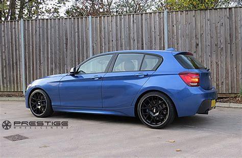 bmw 1 series with black alloys 2014 bmw 1 series on 19 quot bbs ch r alloy wheels prestige