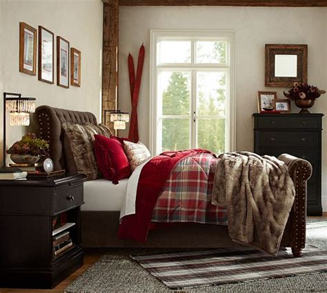 christmas bedroom decorations ideas from pottery barn 15 best images about christmas covers on pinterest plaid