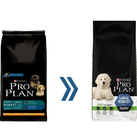 pro plan puppy pro plan with optistart large breed robust puppy food from 163 11 39