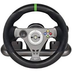 Steering Wheel Xbox One Clutch Xbox 360 Volante Mad Catz Wireless Racing Wheel