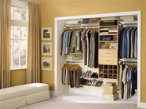 design a closet designing the right closet layout hgtv