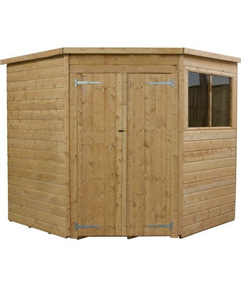 Cheap Corner Sheds cheap corner shed richard and s ideas for the