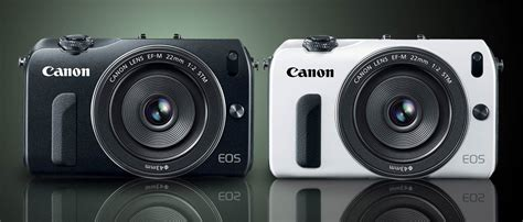 mirrorless system canon eos m new canon eos mirrorless system light and