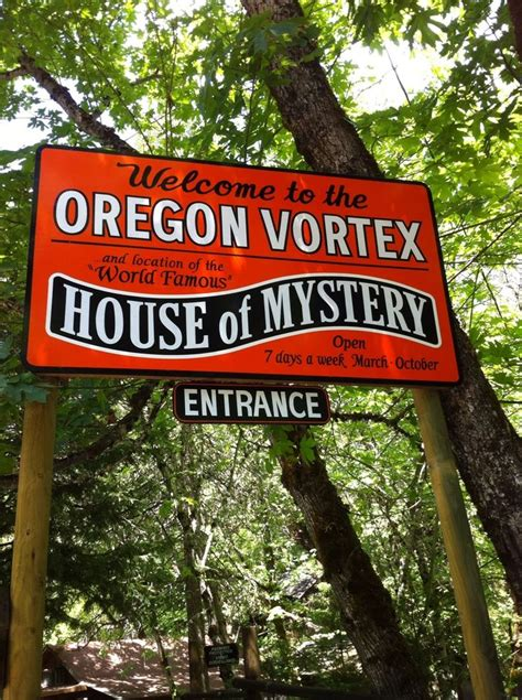 house of mystery oregon the oregon vortex house of mystery