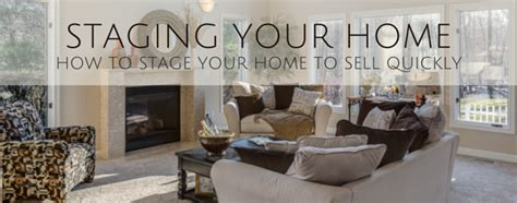 How to Stage your Home to Sell Quickly
