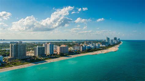 Descargar Imagenes De Miami Beach | miami coastline full hd fondo de pantalla and fondo de