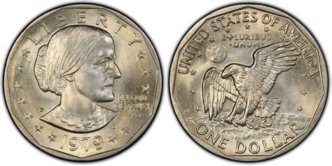 1 Dollar Silver Coin 1979 - 1979 1 dollar coin 1979 susan b anthony dollar info