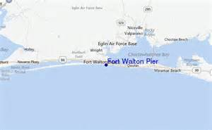 fort walton pier surf forecast and surf reports florida