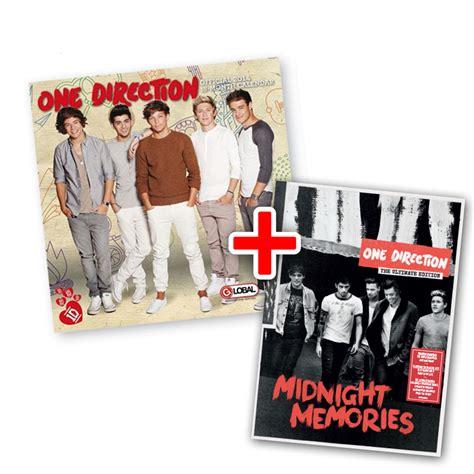 Mini Album Best Song One Direction one direction midnight memories in vendita su team world