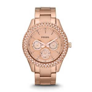 Fossil Es 3841 Rosegold 4 fossil gold watches on sale wroc awski informator