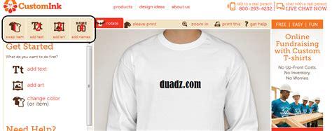 Design Baju Secara Online | buat design baju secara online terbaek kehidupan