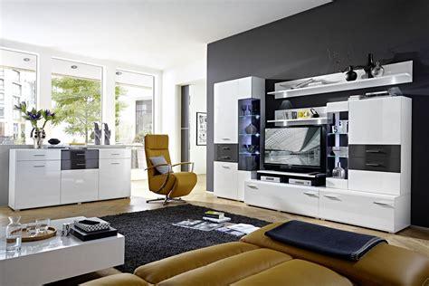 wohnzimmer weiss grau holz wohnzimmer mit sideboard weiss hochglanz grau mit