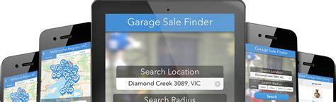 Garage Sale Finder App Garage Sales Finder