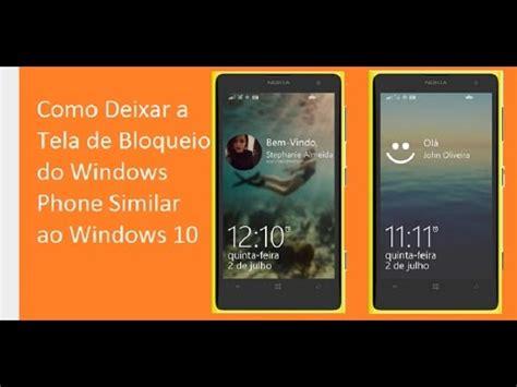 tutorial de qm for windows tutorial como deixe seu tela de bloqueio igual do