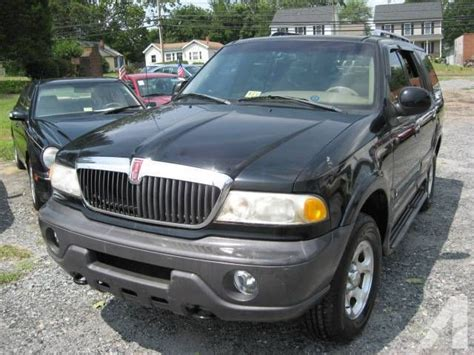 car owners manuals for sale 1999 lincoln navigator user handbook 1999 lincoln navigator for sale in fredericksburg virginia classified americanlisted com
