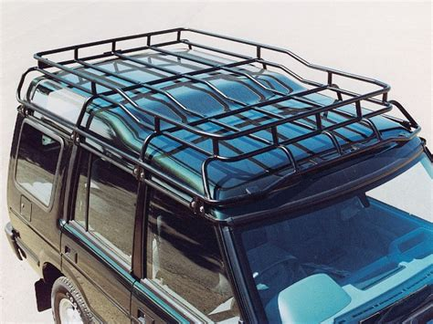 Discovery Roof Rack by Safety Devices 187 Land Rover Discovery Roof Racks Back In