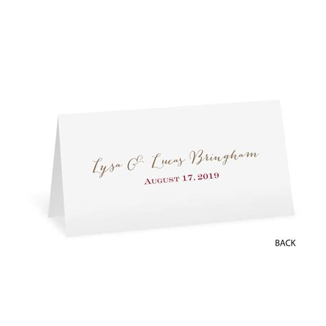 Wedding Invitations Place Cards by Simply Inviting Place Card Invitations By